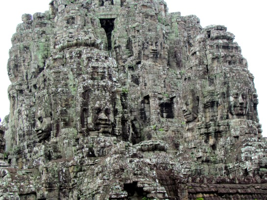 Byon Temple, Siem Reap, Cambodia.